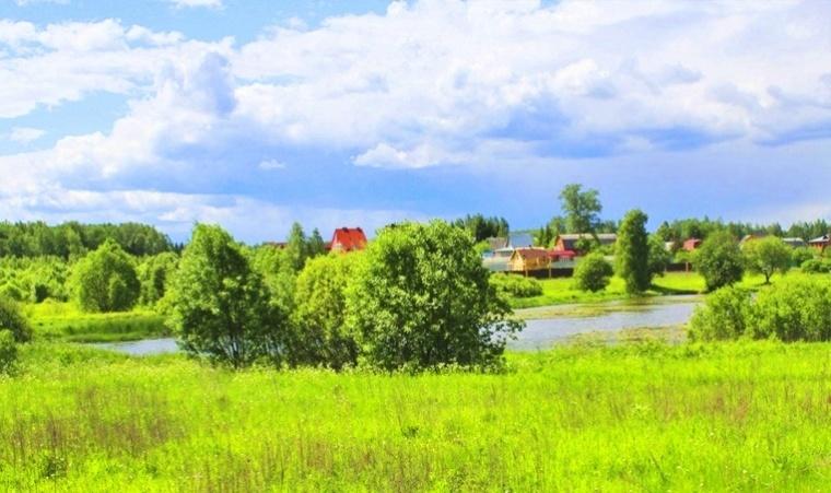 Деревня федорцово московская область фотографии